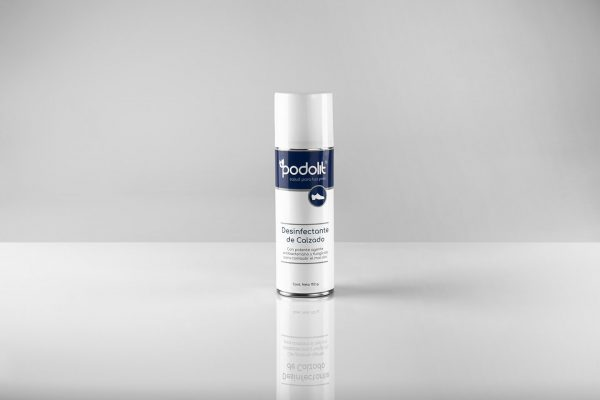 Podolit - Desinfectante de Calzado en Aerosol