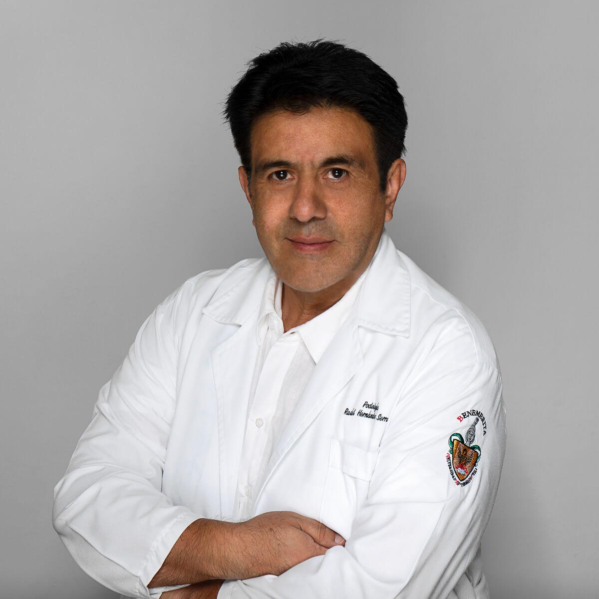 Raúl-Hernández-Podólogo