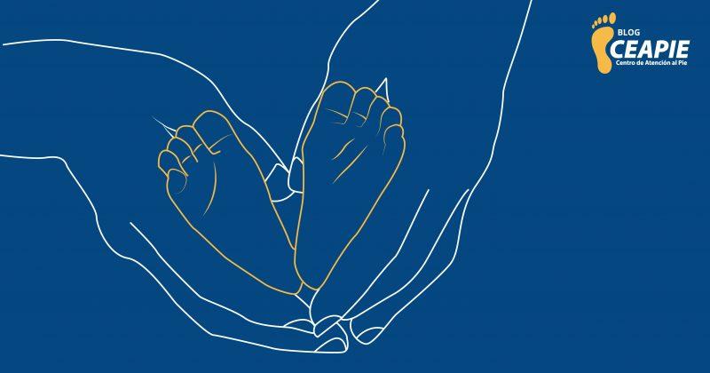 Guía del cuidado de los pies de tu bebé para padres primerizos