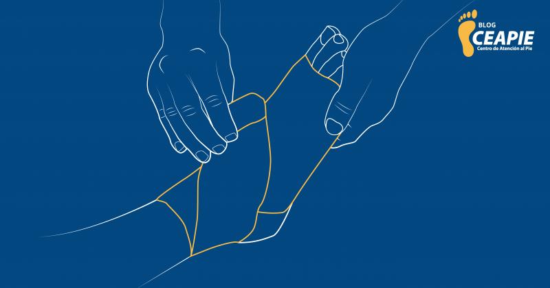 Los vendajes funcionales te ayudarán a prevenir y mejorar estas lesiones